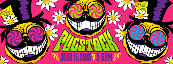 Central Coast Pug Rescue Pugstock 2015